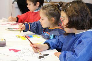 Atelier tableaux de Noel Pornichet le 22 décembre 11h