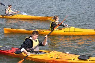 kayak à Pornichet