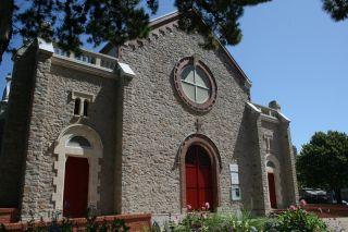 L'église Notre-Dame des Dunes