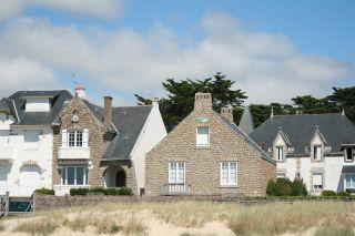 Les villas du bord de mer