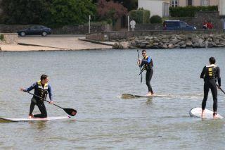 paddle board à Pornichet
