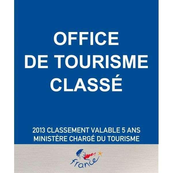 L'office de tourisme classé Catégorie 1