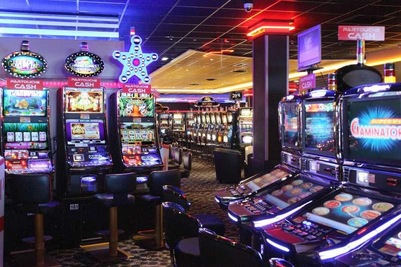 The casino of Pornichet