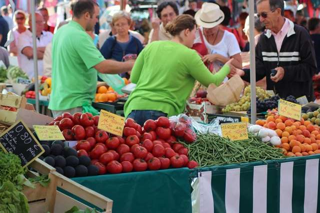 Market of Pornichet