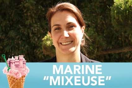 Marine : Mixeuse