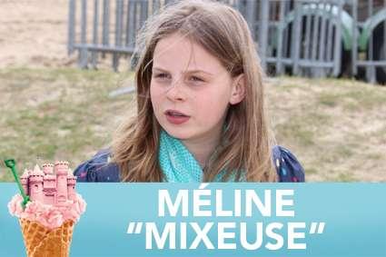 Méline : Mixeuse