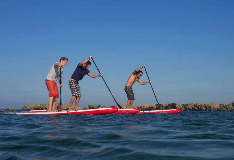 Pornichet stand up paddle
