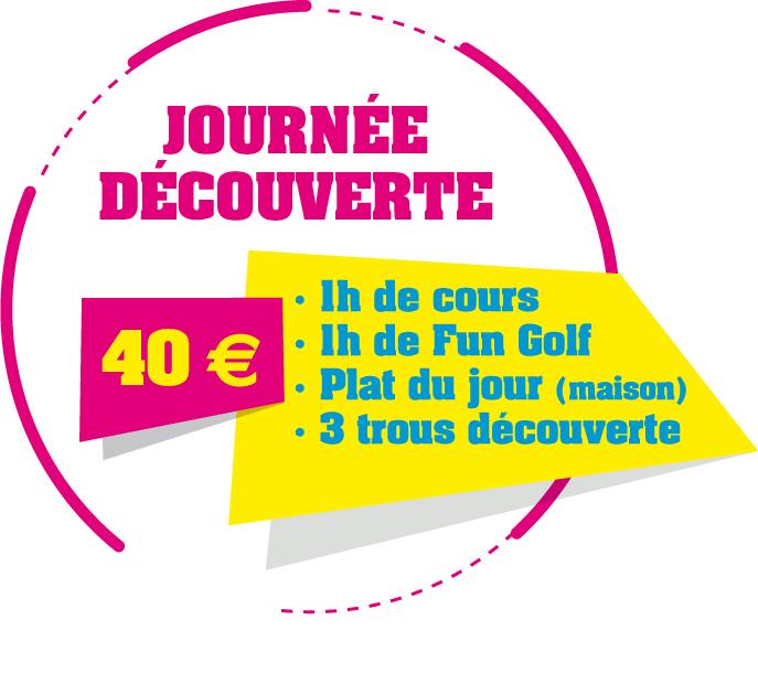 Golf de Guérande - Journée découverte
