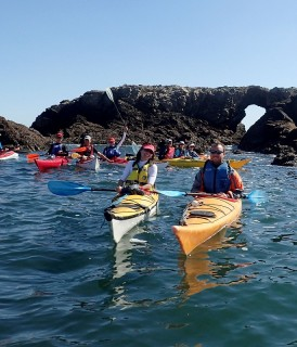 01 - Canoë Kayak Presqu'Ile Côte d'Amour