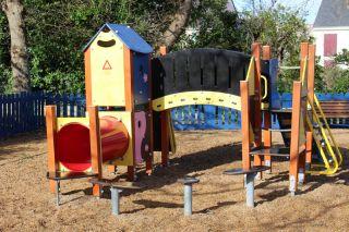 aires de jeux pour enfants au Moulin d'Argent