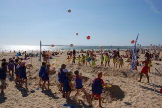 Club de plage Les Korrigans - Actvit�s pour les enfants