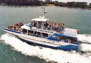 Izenah - Cruises in the Morbihan Gulf