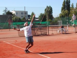 Ninon Tennis Club - Location, cours de tennis