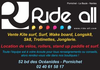 Ride All location de vélos à Pornichet
