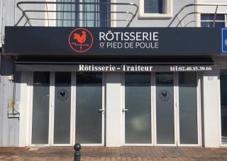 Rotisserie Pornichet O'pied de Poule