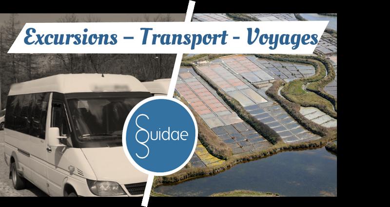 Guidae, excursions en Presqu'île de Guérande