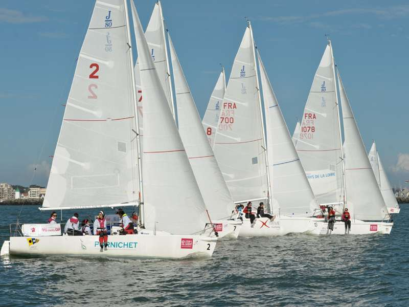 APCC Voile Sportive - Club de voile - Baie de La Baule - Pornichet