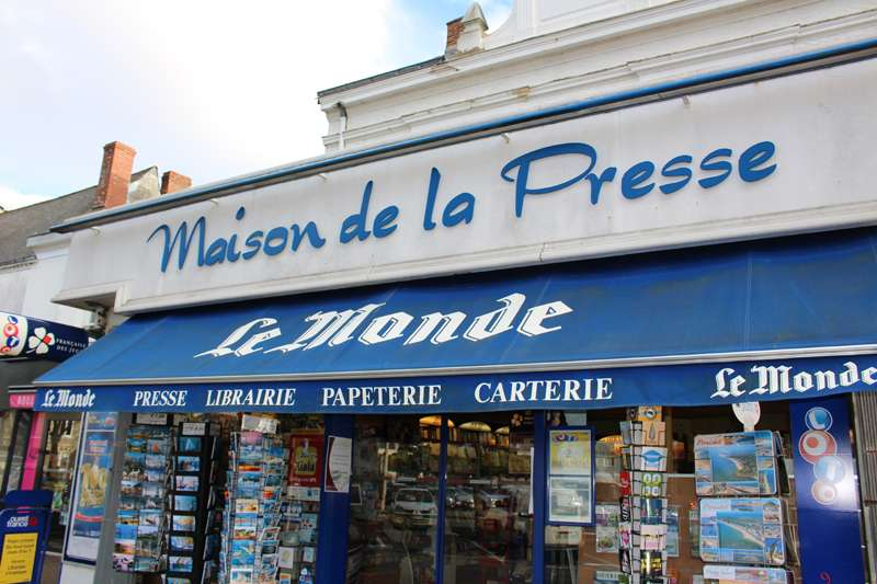 Maison de la presse librairie presse shopping plaisirs office
