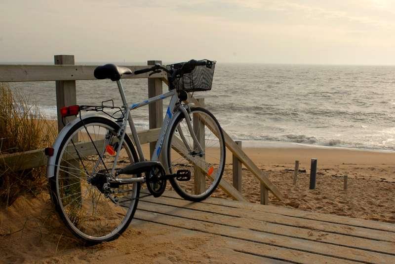 rando vélo Carène parcours