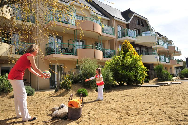 Azureva pornichet baie de la baule village de vacances 2 - Office du tourisme la baule escoublac ...