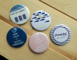 Magnets et badges