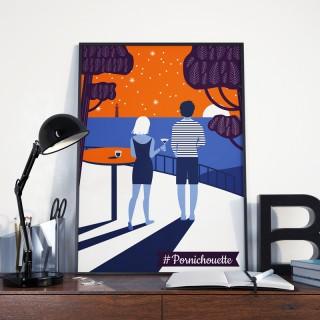 Affiche Pornichouette