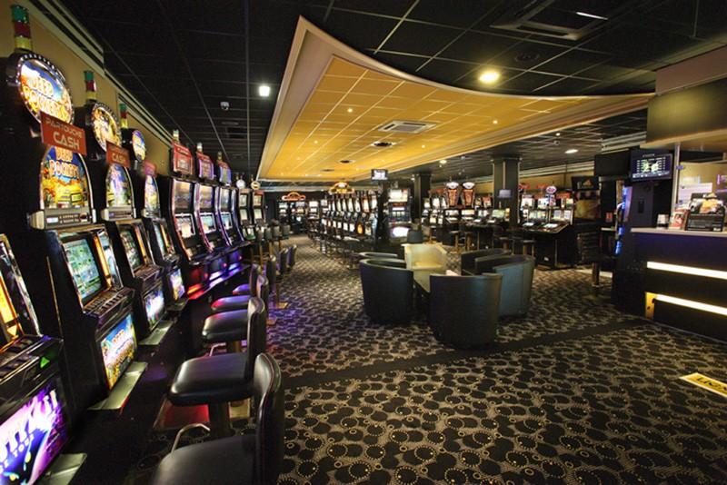 Casino de Pornichet Salle des Machines à sous