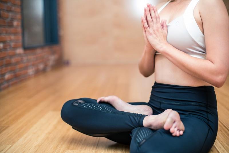 Séance géante de Yoga